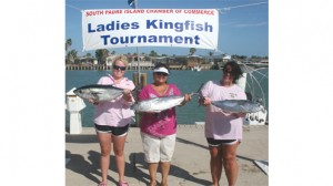Over 300 anglers fished 34th annual LKT