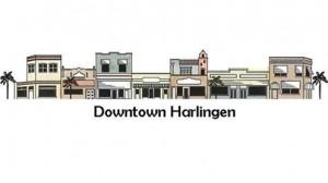 Downtown Harlingen
