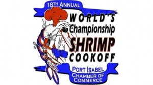 Shrimp Cook-off logo