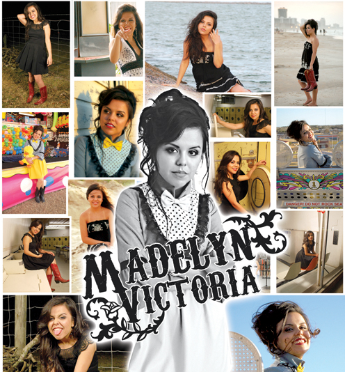 Madelyn Victoria collage
