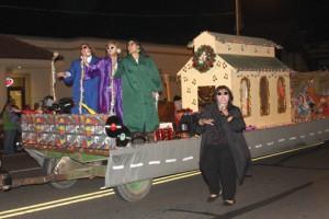 SB Christmas parade 2010