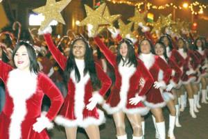 SB Christmas parade
