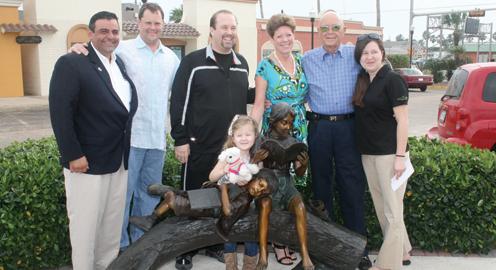 Friedman monument