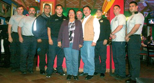 Gloria Sandoval retirement party1