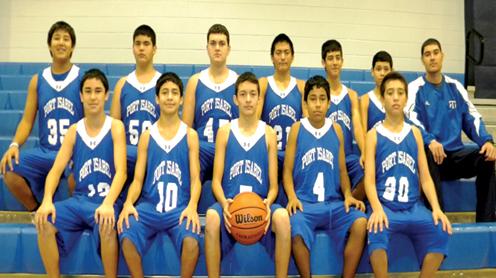 8th Grade A Team