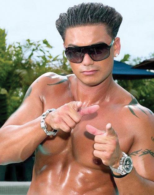 Jersey Shore S Pauly D Slated At Louie S Port Isabel