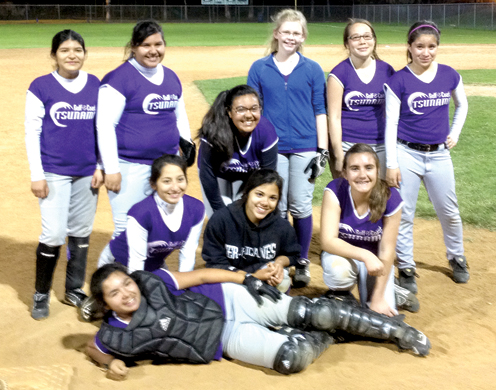 Tsunami softball