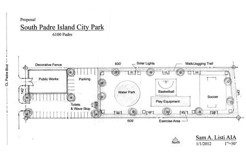 SPI park plans
