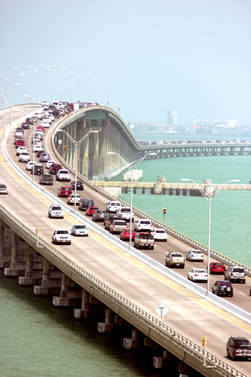 Semana Santa traffic