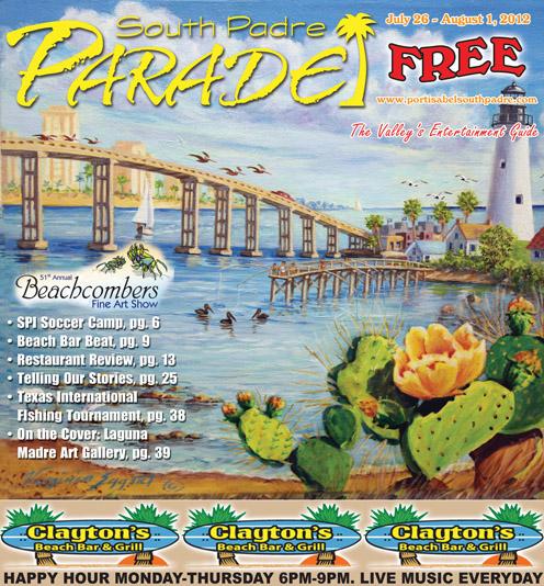 Parade cover-7-26-12