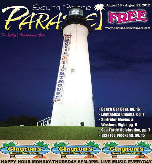 Parade cover-8-16-12