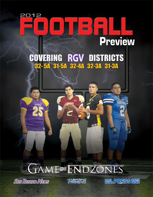 RGV Football Preview cover