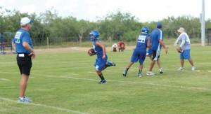 Tarpons practice2