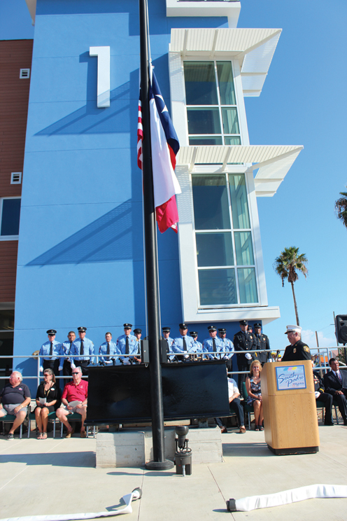 SPI fire station dedication1