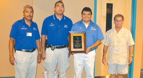 SPI food inspection award