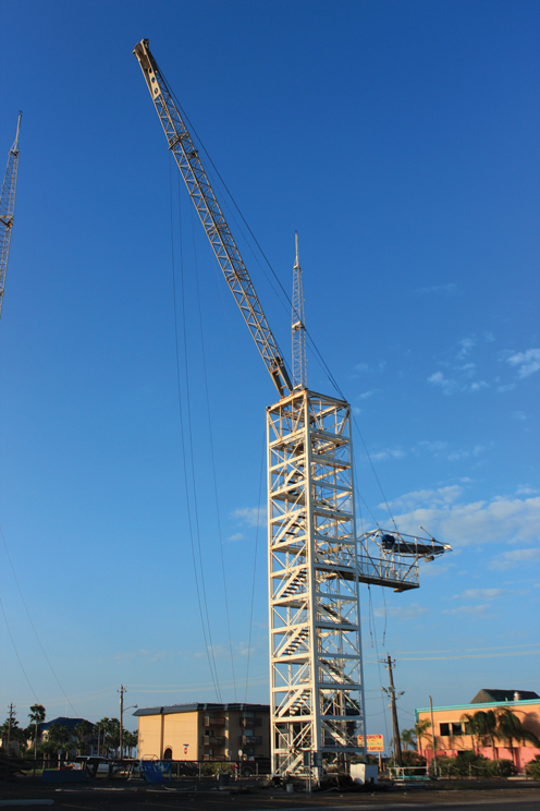 bungee tower