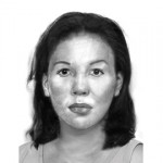 woman's composite sketch
