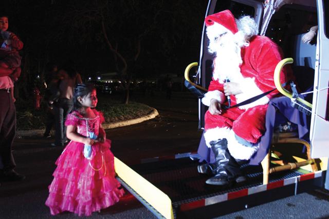 Mobile Santa 1