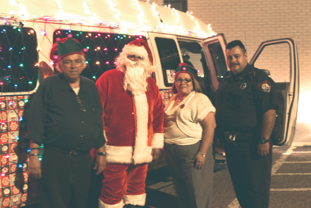 Mobile Santa 5