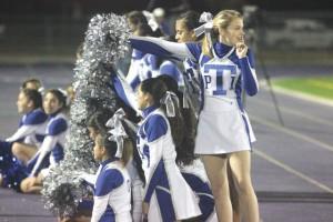 PIHS Cheerleaders