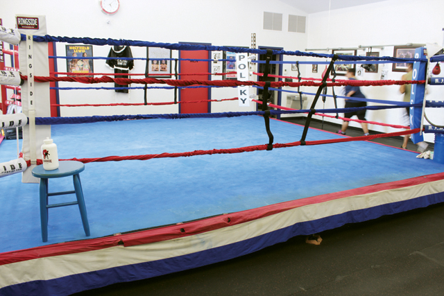 IYB-Polsky's Boxing Gym pic1-5-2-13