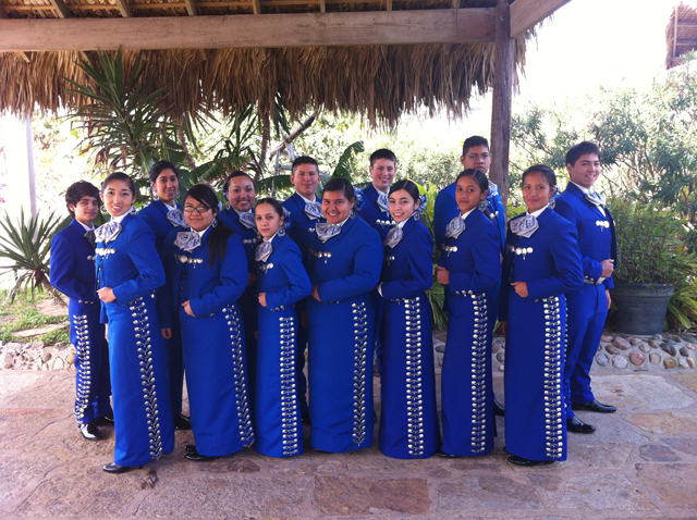 Port Isabel High School Mariachi Plata