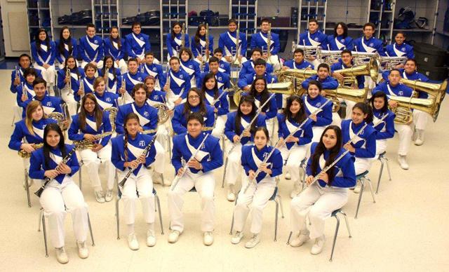 Port Isabel High School Symphonic Band