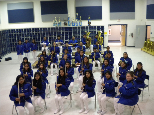 Port Isabel Junior High Concert Band