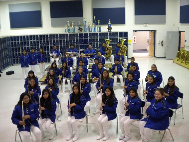 Port Isabel Junior High Concert Band