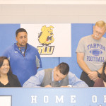 Montelongo signs letter of intent