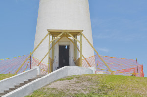 Lighthouse gets renovations