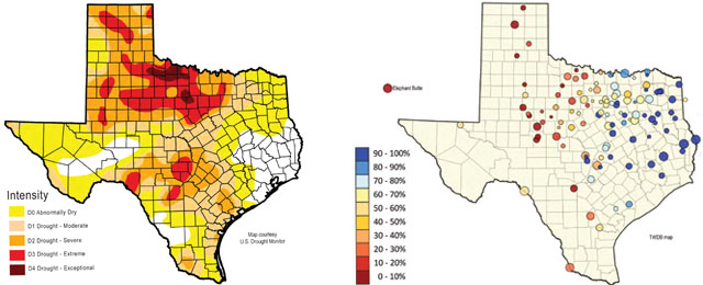 (Images courtesy of the Texas Water Development Board)