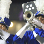 Port Isabel High School Silver Tarpon Band