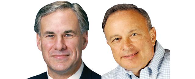 Greg Abbott, Carlos Cascos