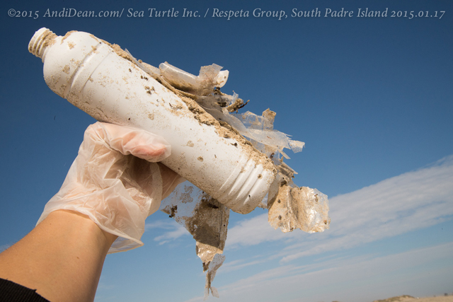 090_15.01.17_RespetaGroup_BeachCleanUp_SouthPadre Island,TX_20150117