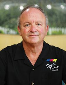 SPI Councilman Dennis Stahl. (Courtesy Photo Adrian Rodriguez, SPI public information officer).