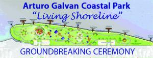 UPDATE: Arturo Galvan Coastal Park groundbreaking location change