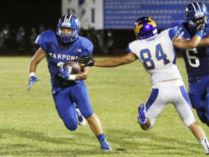 Not Pretty, But Tarpons Win Again, 14-7