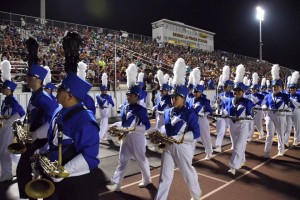 Talent abounds in Silver Tarpon percussion