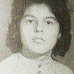 Alicia Rios young