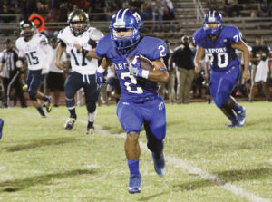 Tarpons Take Down Bulldogs, 38-21