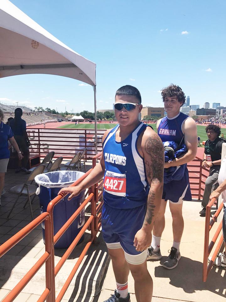 Mock wins gold in Austin