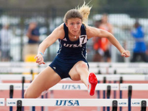 Torres preps for junior year at UTSA