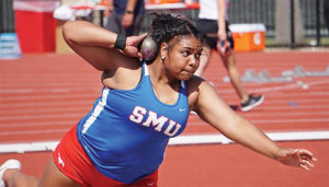 Murchison likes the challenge at SMU