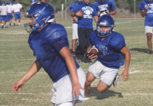 Tarpons to scrimmage at Pace Friday