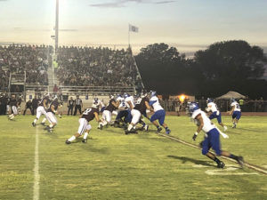 Tarpons open district play at Progreso
