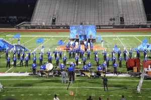 Marching Contests Begin Saturday
