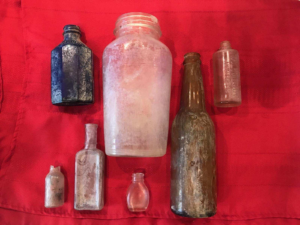 Rio History: Bottle Cleaning