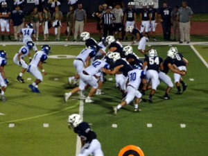 Tarpons fall short in 21-13 loss to the Pirates