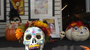 Day of the Dead exhibit featured at local gallery